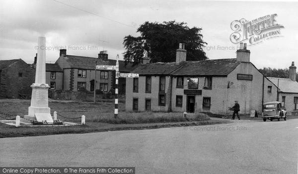Photo of Langwathby, The Shepherds Inn c.1950