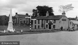 The Shepherds Inn c.1950, Langwathby
