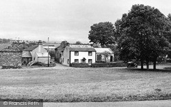 Langwathby, Village And Post Office c.1950