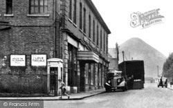 High Street c.1950, Langwith