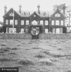 Langwith Lodge c.1955, Langwith