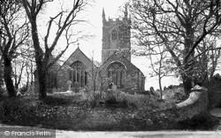 Lansallos, The Church 1901