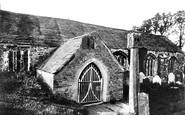Lanteglos, Church 1893