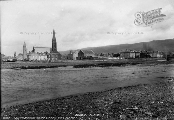Photo of Largs, 1897