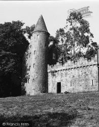 Largs, Knock Castle 1951