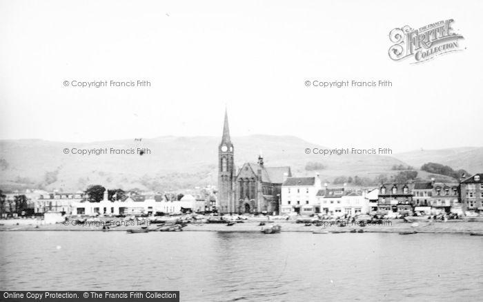 Photo of Largs, The Church Of St Columba c.1950