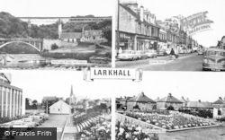 Larkhall, Composite c.1960