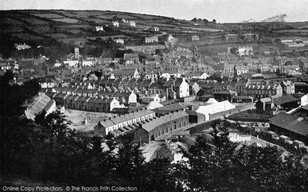 Photo of Larne, c.1900