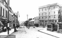 Larne, Main Street 1900