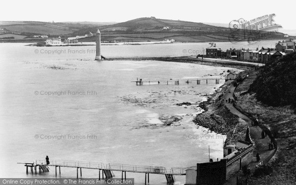 Photo of Larne, The View From The Promenade 1900