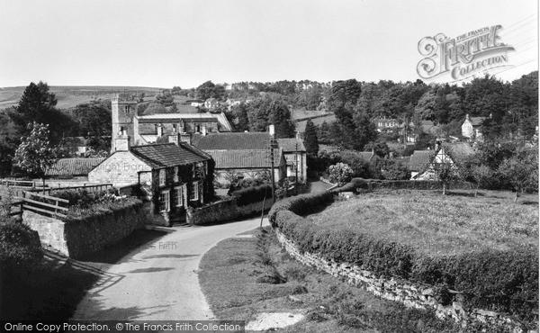 Photo of Lastingham, 1964