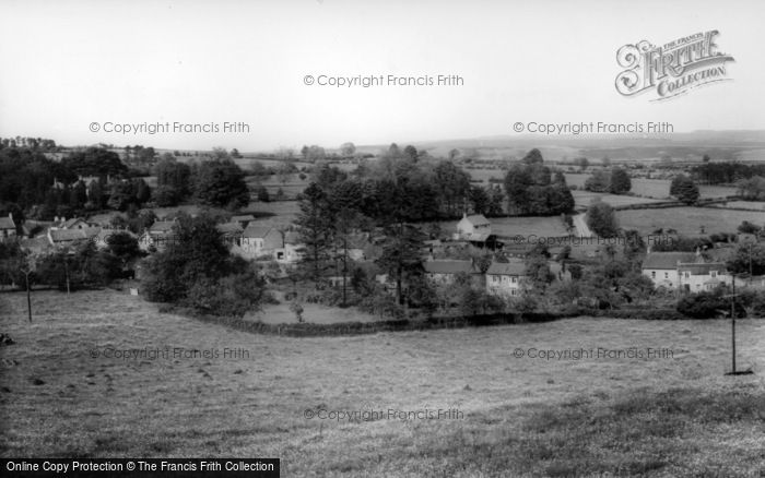 Photo of Lastingham, General View c.1965