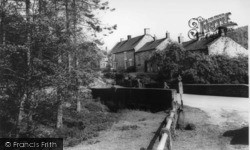 The Bridge c.1965, Lastingham