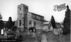 Lastingham, The Church c.1965