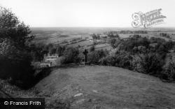 Lastingham, The Cross c.1965