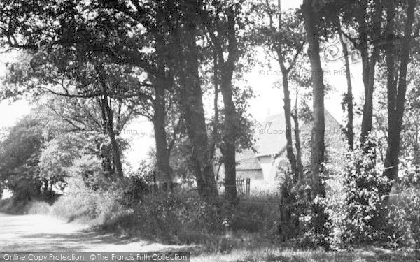 Photo of Latchingdon, The Old Church c.1960