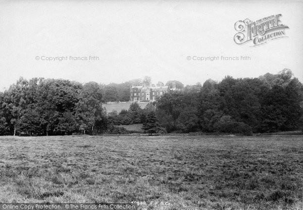 Photo of Latimer, Latimer House 1897