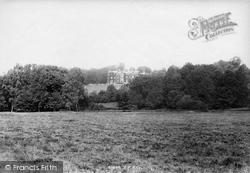 Latimer, Latimer House 1897