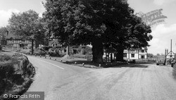 Latimer, The Village c.1955
