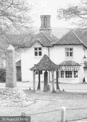 Latimer, The Village Green c.1960