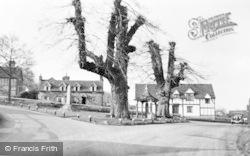 Latimer, Village c.1955