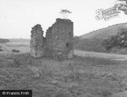 Lauder, Old Thirlestane Castle 1953