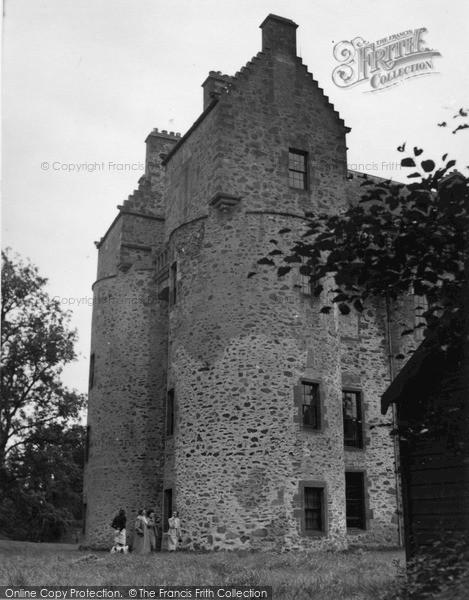 Photo of Lauder, Thirlestane Castle 1953