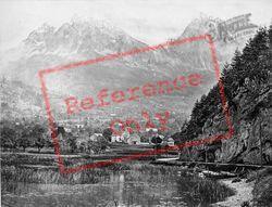 Lake Of Lauerz c.1860, Lauerz