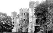 Example photo of Laugharne