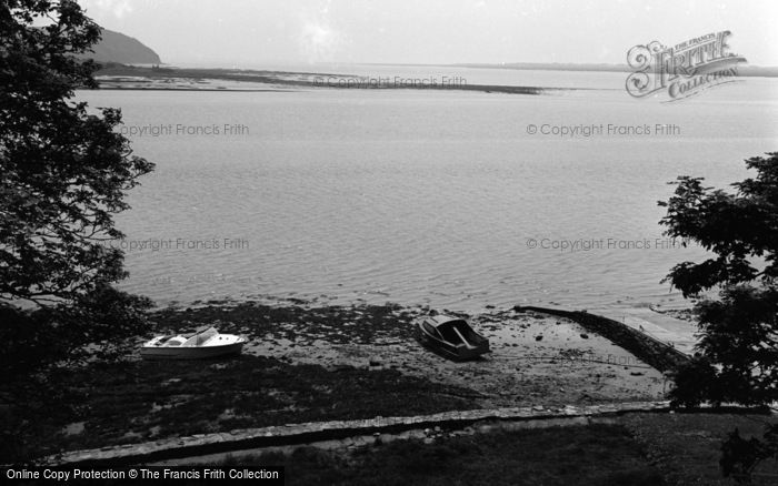 Photo of Laugharne, Glan Y Mor Sailing And Country Club, Foreshore And Slipway 1964
