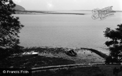 Laugharne, Glan Y Mor Sailing And Country Club, Foreshore And Slipway 1964