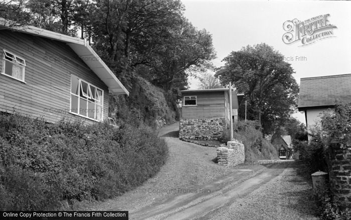 Photo of Laugharne, Glan Y Mor Sailing And Country Club, The Chalets 1964