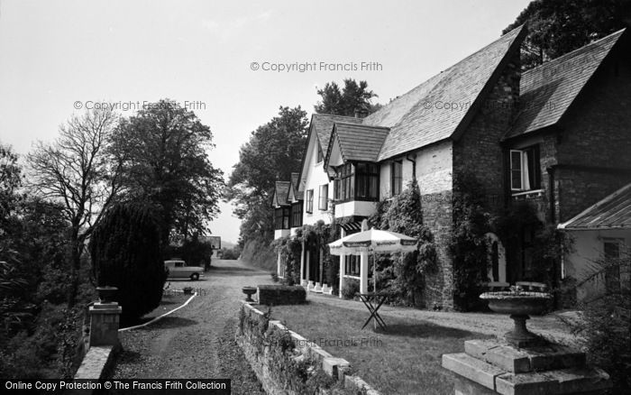 Photo of Laugharne, Glan Y Mor Sailing And Country Club, The Clubhouse 1964