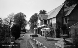 Laugharne, Glan Y Mor Sailing And Country Club, The Clubhouse 1964