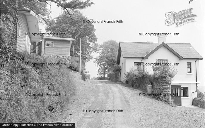Photo of Laugharne, Glan Y Mor Sailing And Country Club, The Lodge 1964
