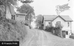 Laugharne, Glan Y Mor Sailing And Country Club, The Lodge 1964