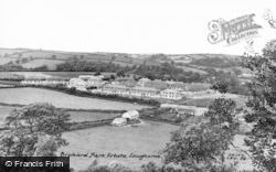 Laugharne, Orchard Park Estate c.1955