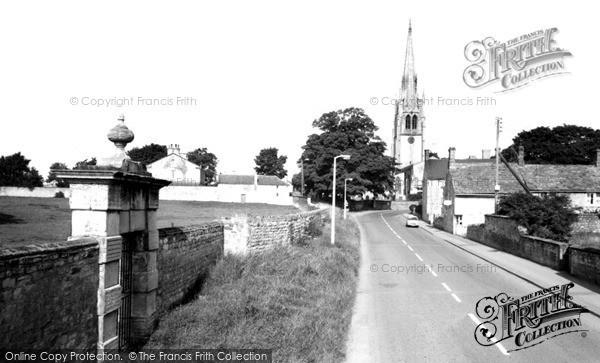 Photo of Laughton En Le Morthen, All Saints Church c.1965