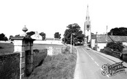Laughton En Le Morthen, All Saints Church c1965