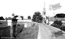 Laughton En Le Morthen, All Saints Church c.1965