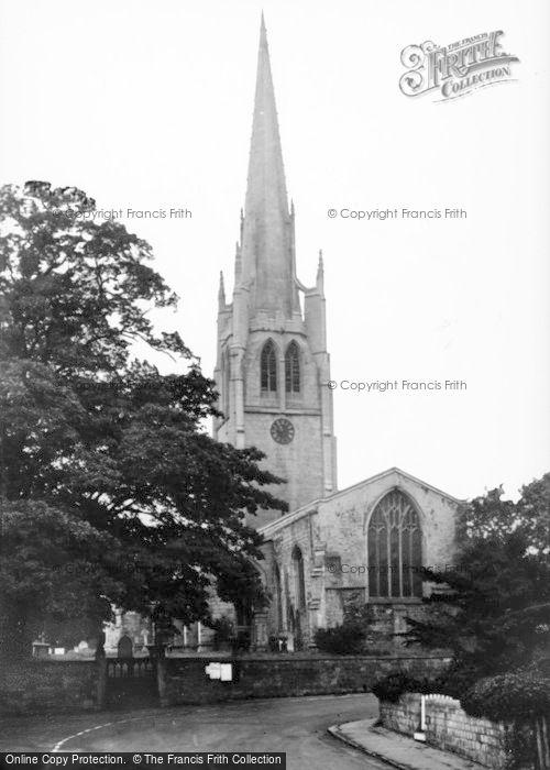 Photo of Laughton En Le Morthen, All Saints' Church c.1965