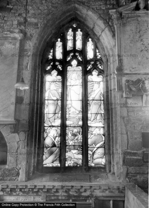 Photo of Laughton En Le Morthen, All Saints Church Interior c.1965