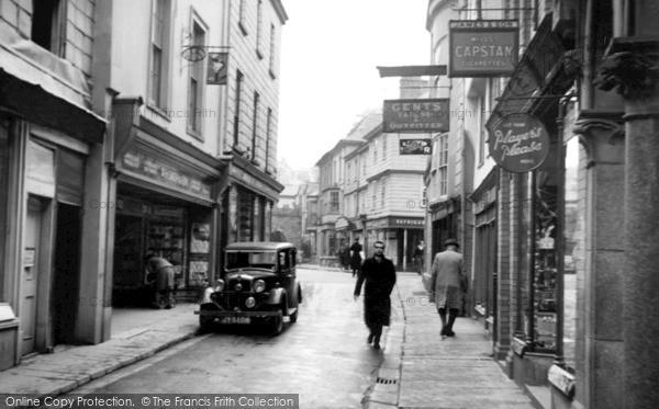 Photo of Launceston, c.1950