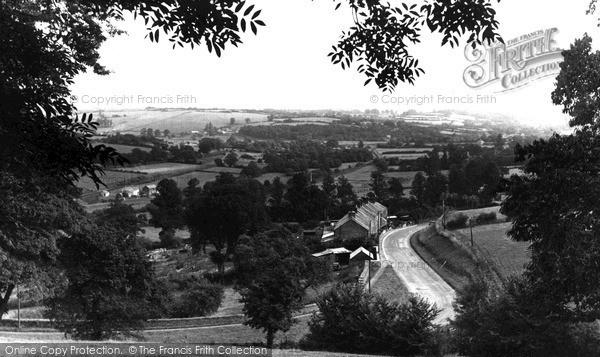 Photo of Launceston, c.1960