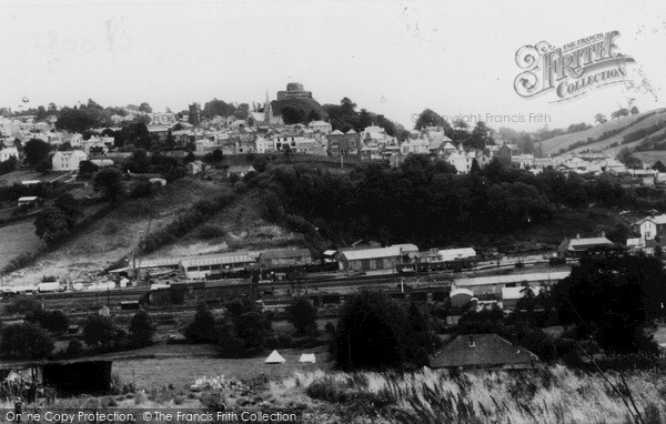 Photo of Launceston, c.1960