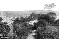 Launceston, Castle 1893