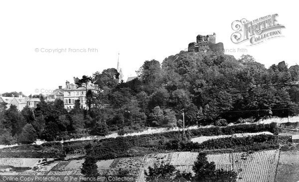 Photo of Launceston, Castle c.1875