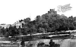 Launceston, Castle c.1875