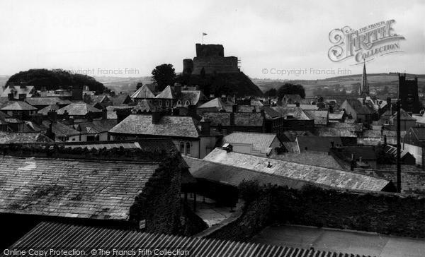 Photo of Launceston, Castle c.1960