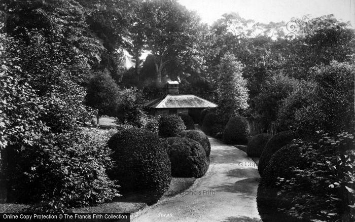 Photo of Launceston, Castle Lodge 1906